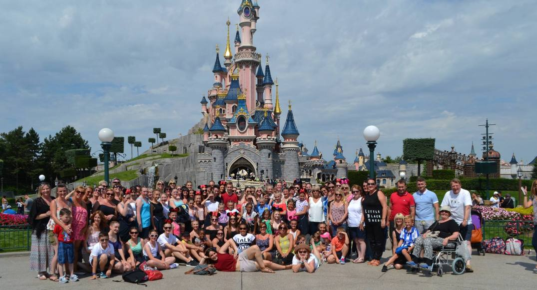 Disneyland Paris 2015