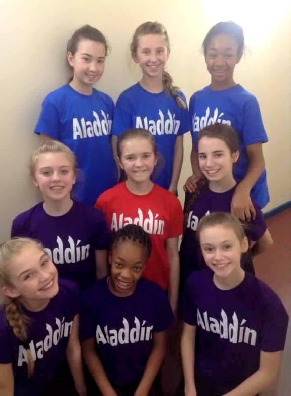 Aladdin - Sheffield Lyceum, 2015-16