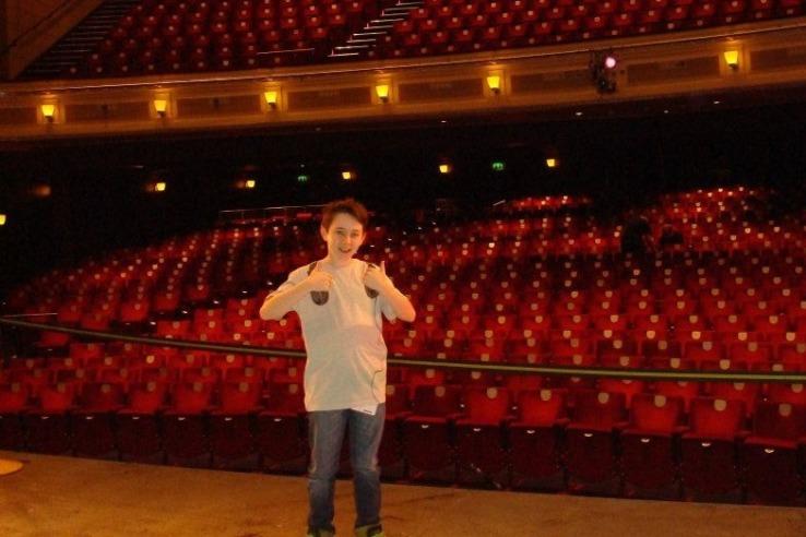 Big audiences for Ewan!