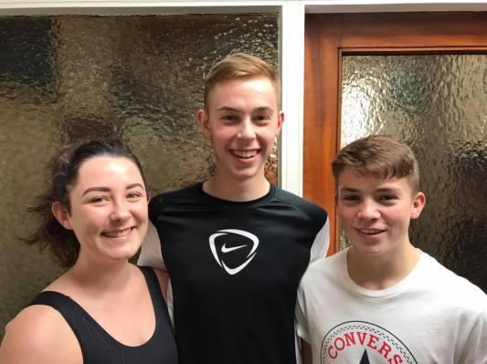 Megan, Jack & Conner